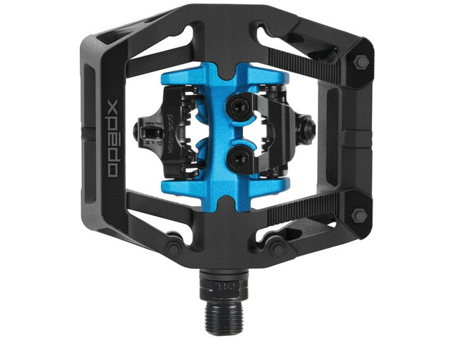Xpedo GFX Neo Klickpedale schwarz/blau
